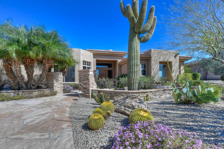 Welcome to this fabulous Troon home, with custom landscaping and a fantastic curb appeal!