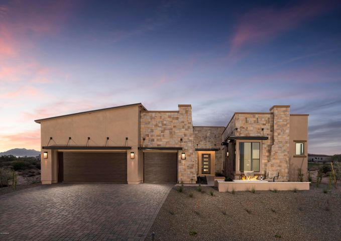 17440 E Brushy Mountain Court, Rio Verde, AZ 85263