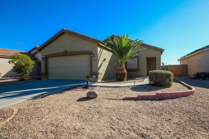 15365 N 153RD Drive, Surprise, AZ 85379