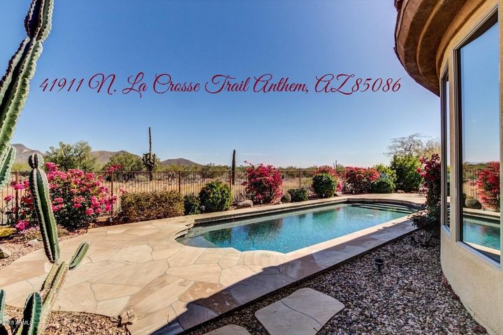 41911 N LA CROSSE Trail, Anthem, AZ 85086