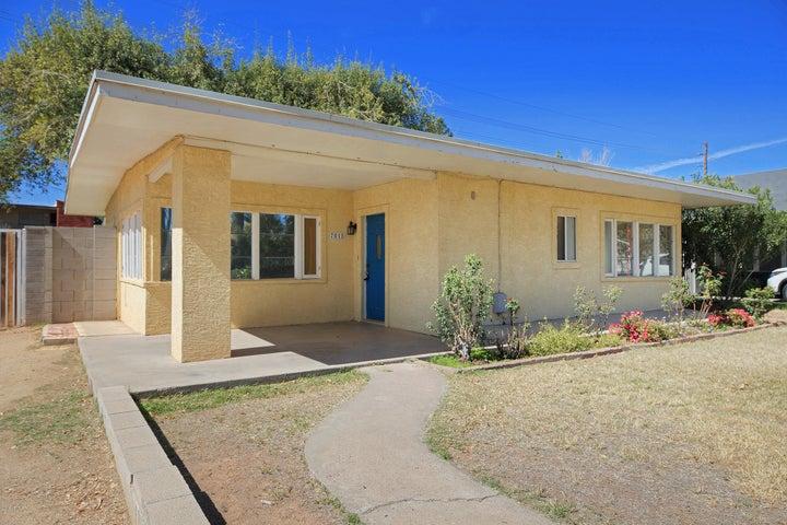 7018 N 14TH Drive, Phoenix, AZ 85021