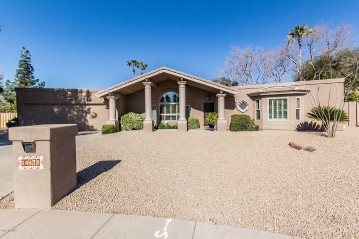 14470 N 54TH Place, Scottsdale, AZ 85254