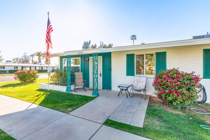10318 W OAKMONT Drive, Sun City, AZ 85351