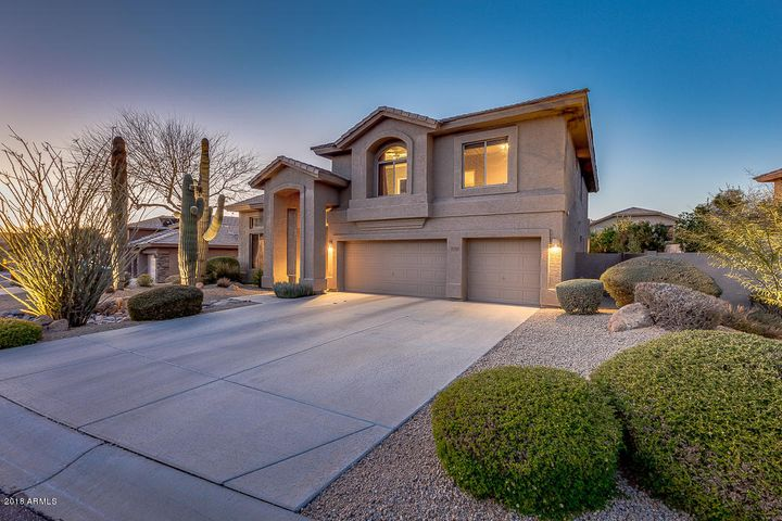 6110 E SMOKEHOUSE Trail, Scottsdale, AZ 85266