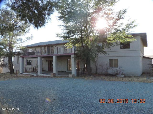 11784 E HAWK Drive, Mayer, AZ 86333