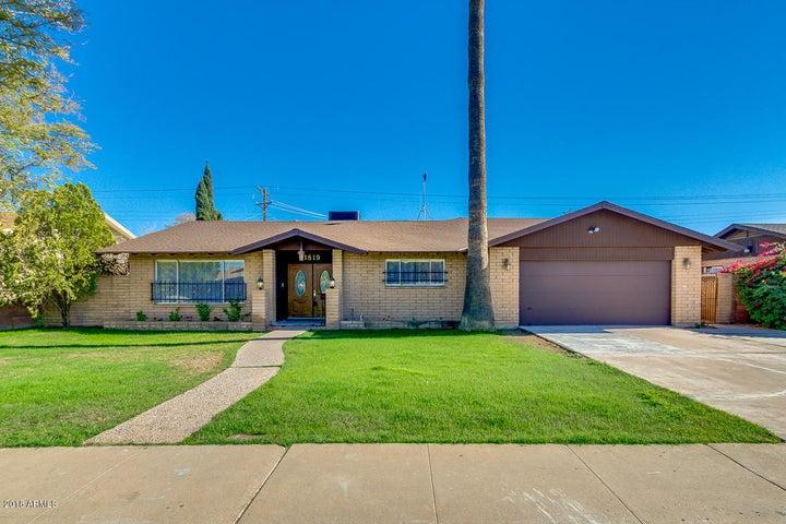 1819 E CONCORDA Drive, Tempe, AZ 85282