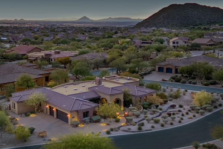 3236 N CANYON WASH Circle, Mesa, AZ 85207