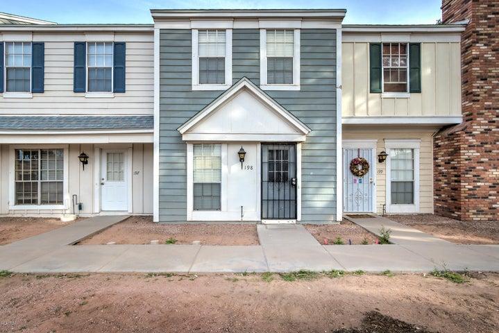 1600 N SABA Street, 198, Chandler, AZ 85225