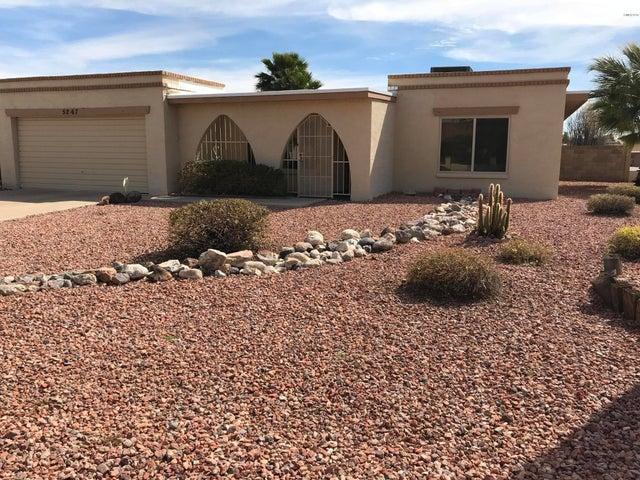 5267 W CHOLLA Street, Glendale, AZ 85304