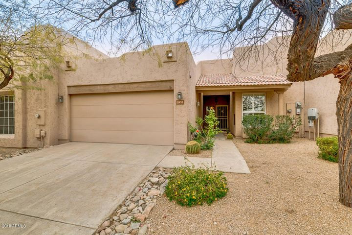 Highly Sought After Patio Home in Adobe Ranch Villas with Spectacular Views!