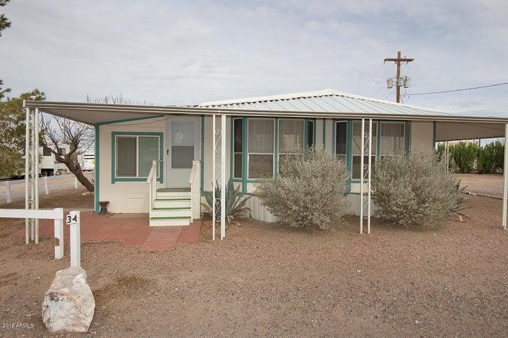 7726 E HIGHWAY 287, Coolidge, AZ 85128