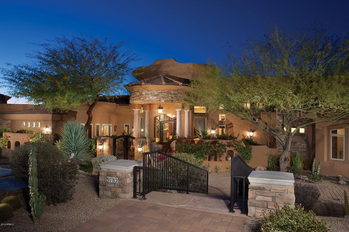 9782 E TROON NORTH Drive, Scottsdale, AZ 85262