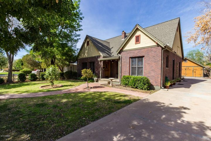 Del norte place historic homes for sale historic phoenix for Victorian houses for sale in arizona