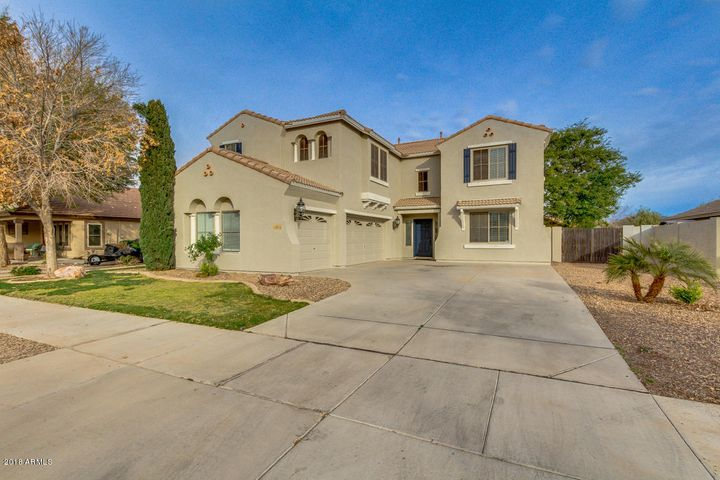 18512 E BRAEBURN Lane, Queen Creek, AZ 85142