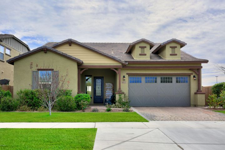 Welcome into this gorgeous 3 bedroom, 3 bathroom + Den home in sought after Morrison Ranch!