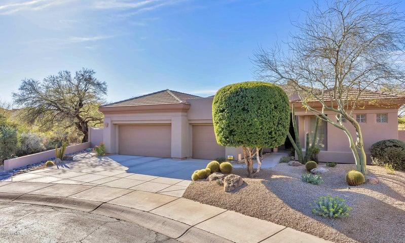 6741 E BRILLIANT SKY Drive, Scottsdale, AZ 85266