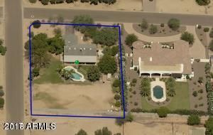 Almost an Acre Flat View Lot on Quiet Street with Great Schools.