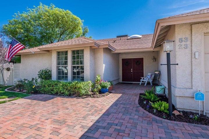 5323 E JUNIPER Avenue, Scottsdale, AZ 85254