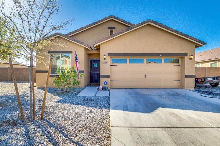 25387 W PARK Avenue, Buckeye, AZ 85326