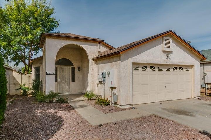 4026 N 88TH Lane, Phoenix, AZ 85037