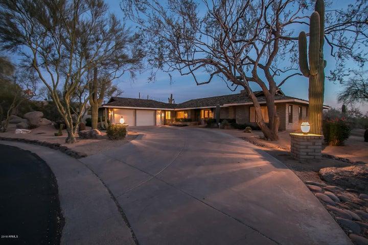 9301 E CALLE DE VALLE Drive, Scottsdale, AZ 85255