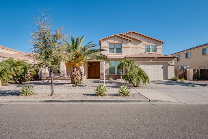 21748 E Cherrywood Drive, Queen Creek, AZ 85142