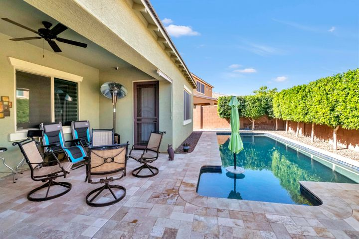 2228 E INDIAN WELLS Drive, Gilbert, AZ 85298