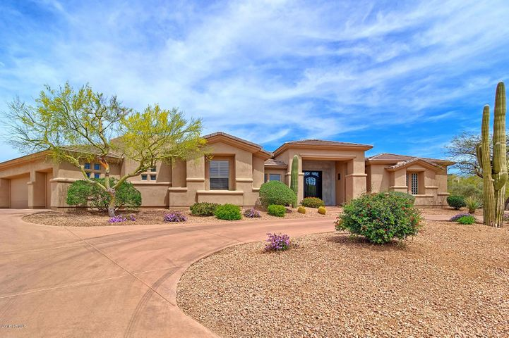 9534 E VIA MONTOYA Drive, Scottsdale, AZ 85255