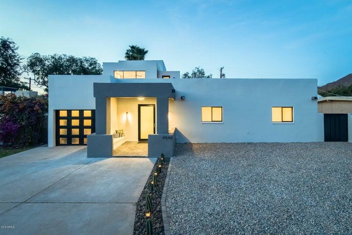 4540 E HEATHERBRAE Drive, Phoenix, AZ 85018