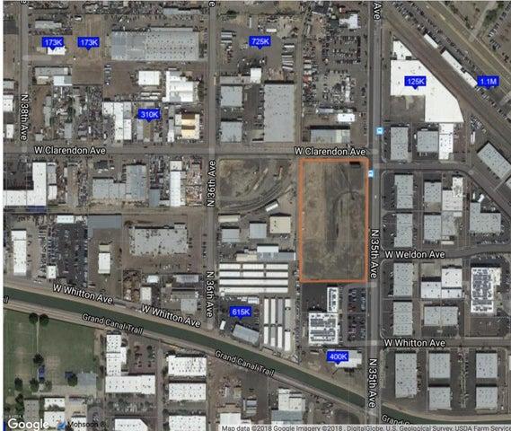 3515 W CLARENDON Avenue, 026-F, Phoenix, AZ 85019