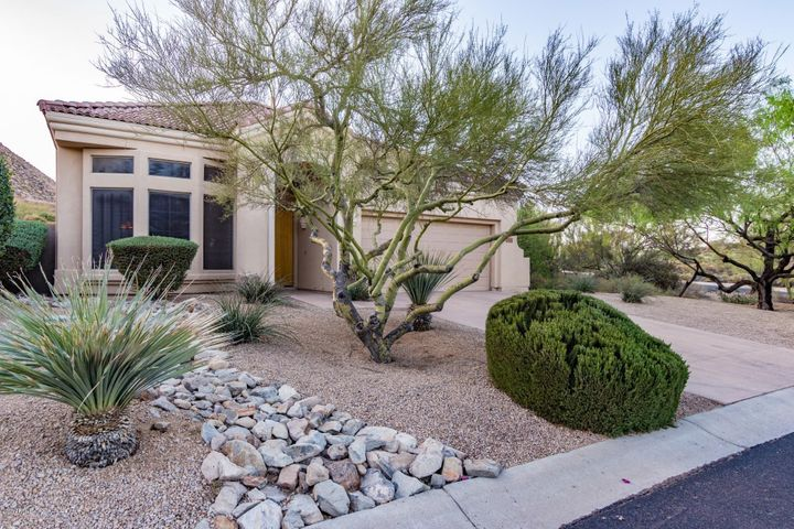 11536 E DESERT WILLOW Drive, Scottsdale, AZ 85255