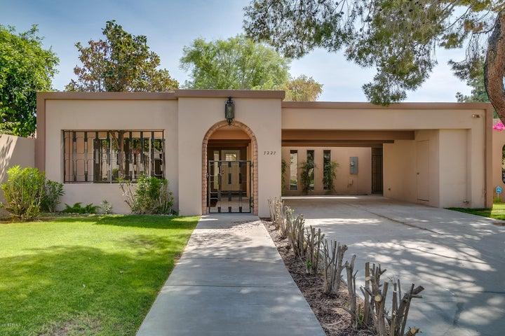 7227 N VIA DE LA MONTANA, Scottsdale, AZ 85258
