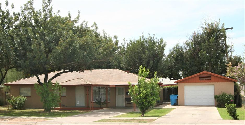 3834 N 36TH Street, Phoenix, AZ 85018