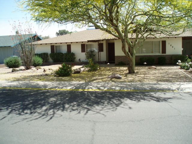 1861 E CONCORDA Drive, Tempe, AZ 85282