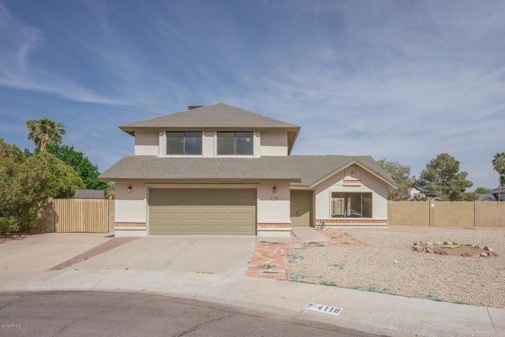 4118 W SAGUARO PARK Lane, Glendale, AZ 85310