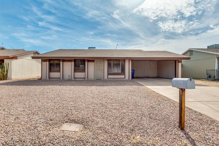 1017 S KACHINA, Mesa, AZ 85204