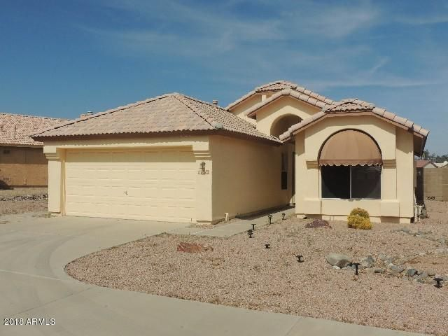 11612 W Iron Mountain Court, Surprise, AZ 85378