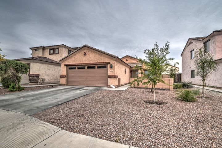 1581 S 219TH Drive, Buckeye, AZ 85326