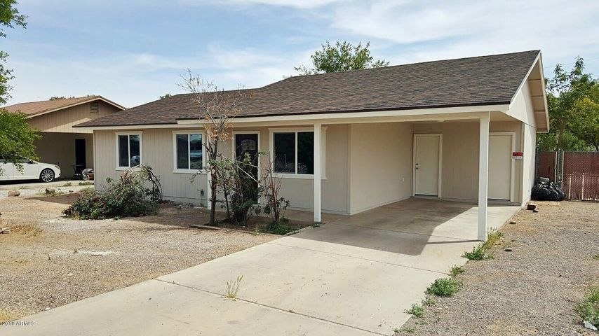 401 E SOUTH Avenue, Buckeye, AZ 85326