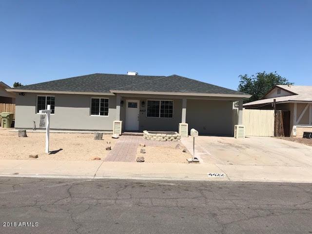 4422 W SUNNYSLOPE Lane, Glendale, AZ 85302