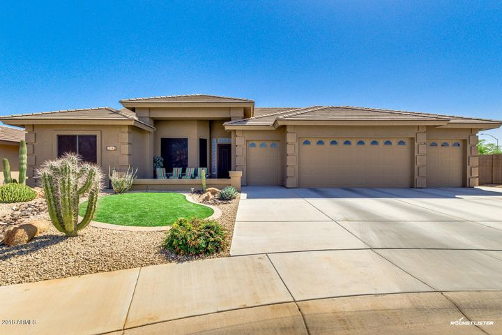2759 S ELDERWOOD Circle, Mesa, AZ 85209