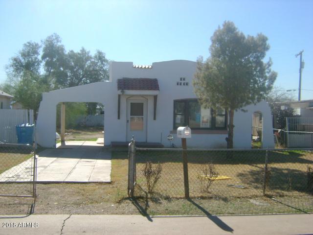 1721 W HADLEY Street, Phoenix, AZ 85007
