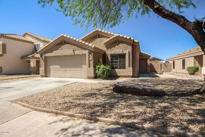 12918 W REDFIELD Road, El Mirage, AZ 85335