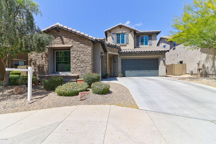 3814 E CAT BALUE Drive, Phoenix, AZ 85050