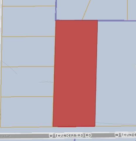 6348 W THUNDERBIRD Road, 000, Glendale, AZ 85306
