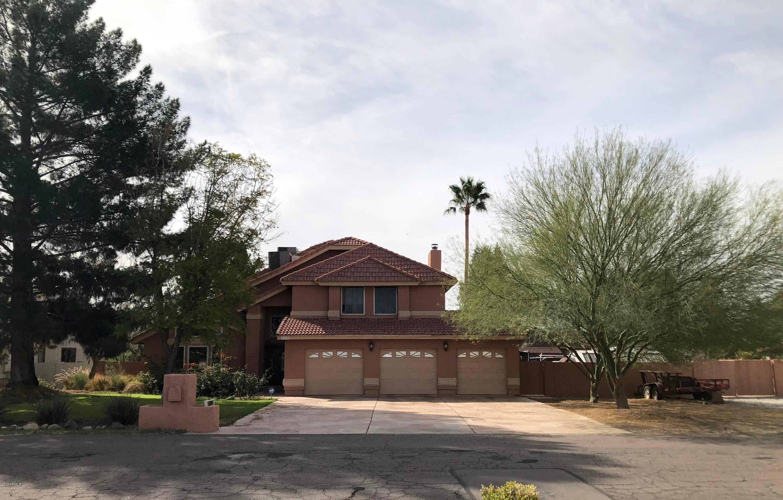 6319 W VILLA THERESA Drive, Glendale, AZ 85308