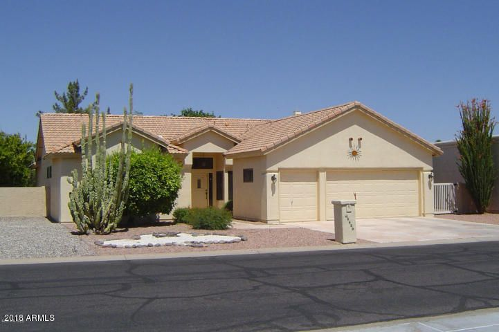 9620 E CALGARY Avenue, Sun Lakes, AZ 85248