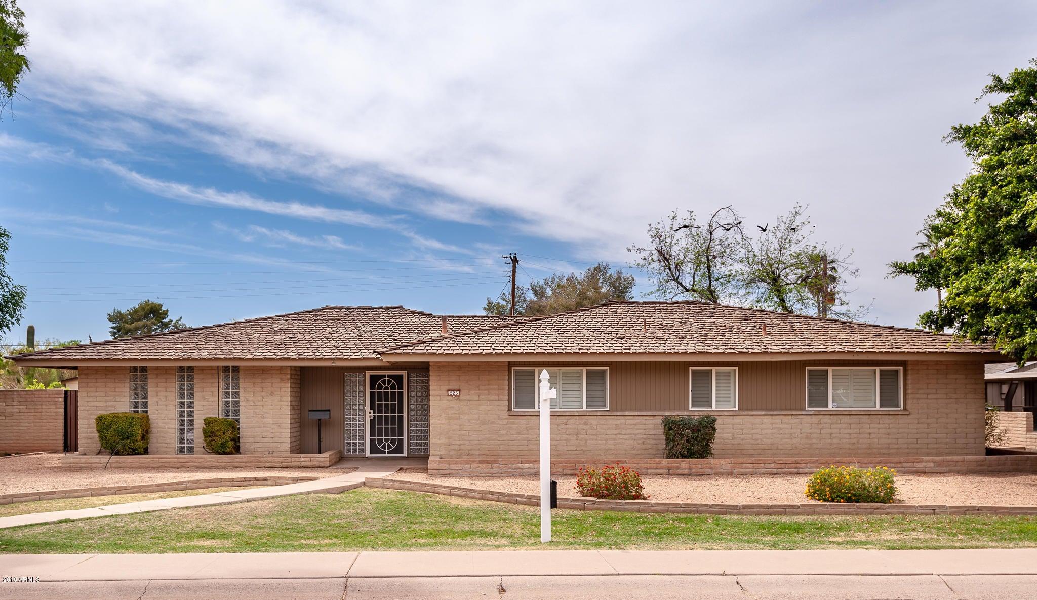 223 E CONCORDA Drive, Tempe, AZ 85282