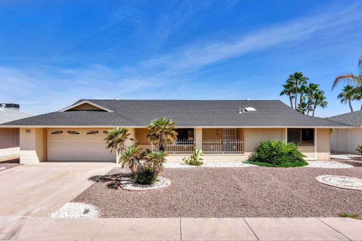 12414 W BONANZA Drive, Sun City West, AZ 85375