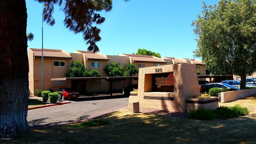 520 N STAPLEY Drive, 121, Mesa, AZ 85203